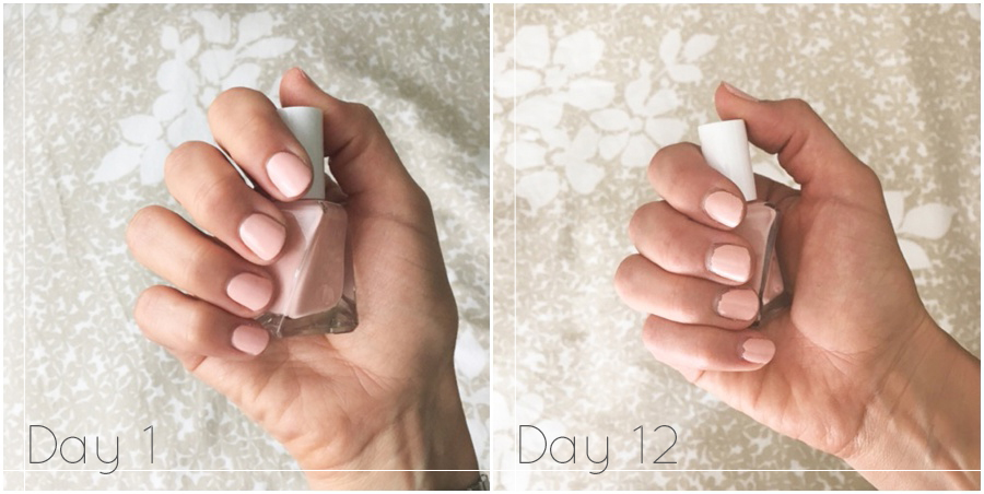 Essie Gel Couture Nail Polish Review - Seasons + Salt