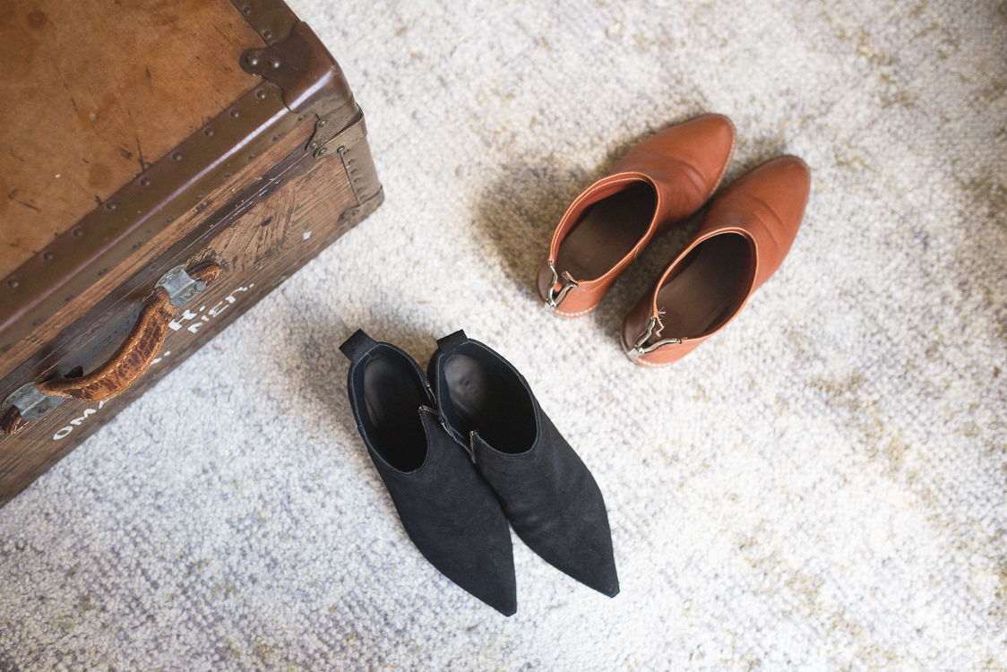 Caring For Wet Leather Shoes